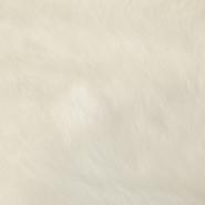 Krzno, umetno, dolgodlako, 16713, smetana