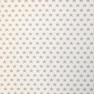 Deko žakard, zvijezde, 16745-2, bež