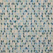Deko žakard, geometrijski, 16722-1