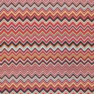 Deco jacquard, zigzag, 16723-1