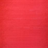 Svila, šantung, 16777-82, rdeča