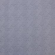Knit, geometric, 16810-602, white blue
