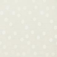 Otoman, žakard, 4146-331, krem