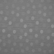 Otoman, žakard, 4146-325, siva