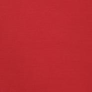 Deko bombaž, Loneta, 15782-144, rdeča