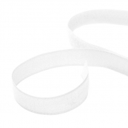 Velcro tape 20mm, 00394-111, white