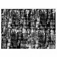 Preslikač, kvadrat, 16924-12, črna