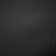 Wirkware, dicker Stoff mit Auftrag, 16966-001, schwarz - Bema Stoffe