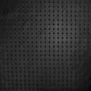 Umetno usnje, oblačilno, kare, 16968-001, črna