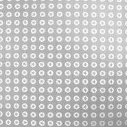 Bombaž, poplin, zvezde, 16982-061