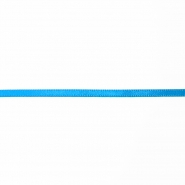 Trak, saten, 3mm, 16180-10225, modra