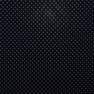 Baumwolle, imprägniert, Pünktchen, 17051-008, blau