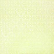 Čipka, gusta, 17054-033, žuta