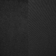 Softshell, Velours, 17072-001, schwarz