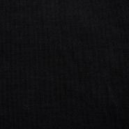 Samt, Baumwolle, 17073-001, schwarz