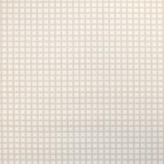 Bombaž, poplin, geometrijski, 17098-2, bež