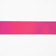 Traka, saten, 25mm, 15460-1012, roza