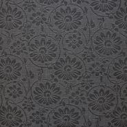 Deko žakard, Yahoo, 17124-200, črna