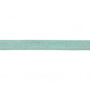 Elastikband, Rand, Glitter, 16200-41086, mintgrün