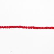 Vrvica s perlicami, 16516-42470, rdeča