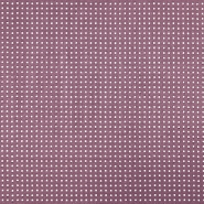 Semiš, brušeno pletivo, 17155-014, ružičasta