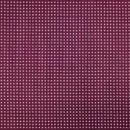 Semiš brušeno pletivo, 17155-019, rdeča