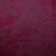 Semiš, brušeno pletivo, 17156-019, rdeča