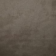 Semiš, brušeno pletivo, 17156-027, zelena