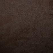 Semiš, brušeno pletivo, 17156-059, rjava