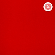Jersey, pamuk, 13335-4040, crvena