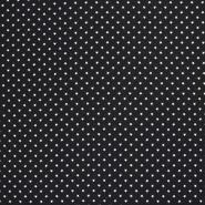 Tkanina, tanjša, zvezdice, 16934-11
