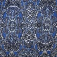 Tkanina, tanjša, abstraktni, 16934-19
