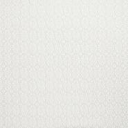 Čipka, elastična, 17172-051, smetana