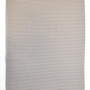 Bündchen, Streifen, 17184-052, alt rosagrau