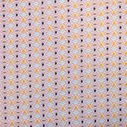 Jersey, bombaž, geometrijski, 17252-002