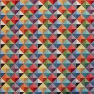 Deko žakard, kare, 17223-01