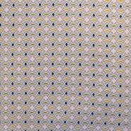 Jersey, bombaž, geometrijski, 17252-001