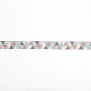 Trak, okrasni, geometrijski, 17204-02