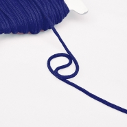 Vrvica, bombažna, 4mm, 16189-30356, modra