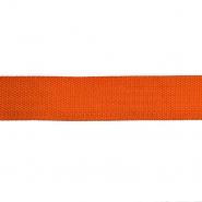 Trak, gurtna, 40mm, 16183-21009, oranžna