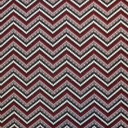 Pletivo, geometrijski, 17332-400, rdeča
