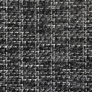 Kostimski, Chanel, 17337-950, črno siva