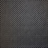 Umetno usnje, oblačilno, kare, 17345-994, črna