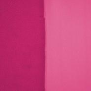 Velur, dvobarvni, 17350-20, roza-pink