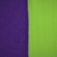 Velur, dvobarvni, 17350-40, vijola-zelena
