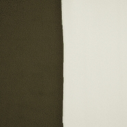 Velur, dvobojan, 17350-60, krem-smeđa