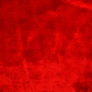 Krzno, umetno, kratkodlako, 17289-53, rdeča - Svet metraže