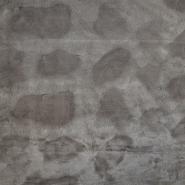 Krzno, umetno, kratkodlako, 17289-65, siva