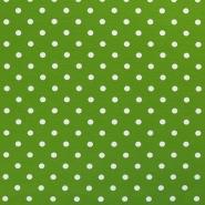 Jersey, bombaž, pike, 17132-0807, zelena