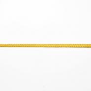 Vrvica, bombažna, 5mm, 16510-42276, rumena